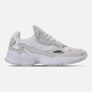 Adidas Originals Falcon Suede Chunky Dad Sneakers